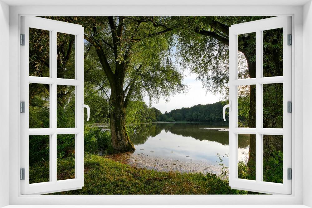 Las krl35-okno